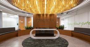 Nova sede da Syngenta traduz o bem-estar com arquitetura humanizada e sensorial