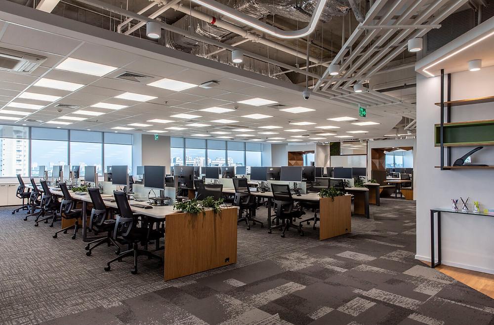 Workpace arquitetura humanizada