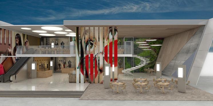 Shopping do Futuro Jardim Vertical