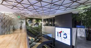 It's Informov aposta na criatividade e bem estar gerado pelo Paisagismo Corporativo-Vertical Garden