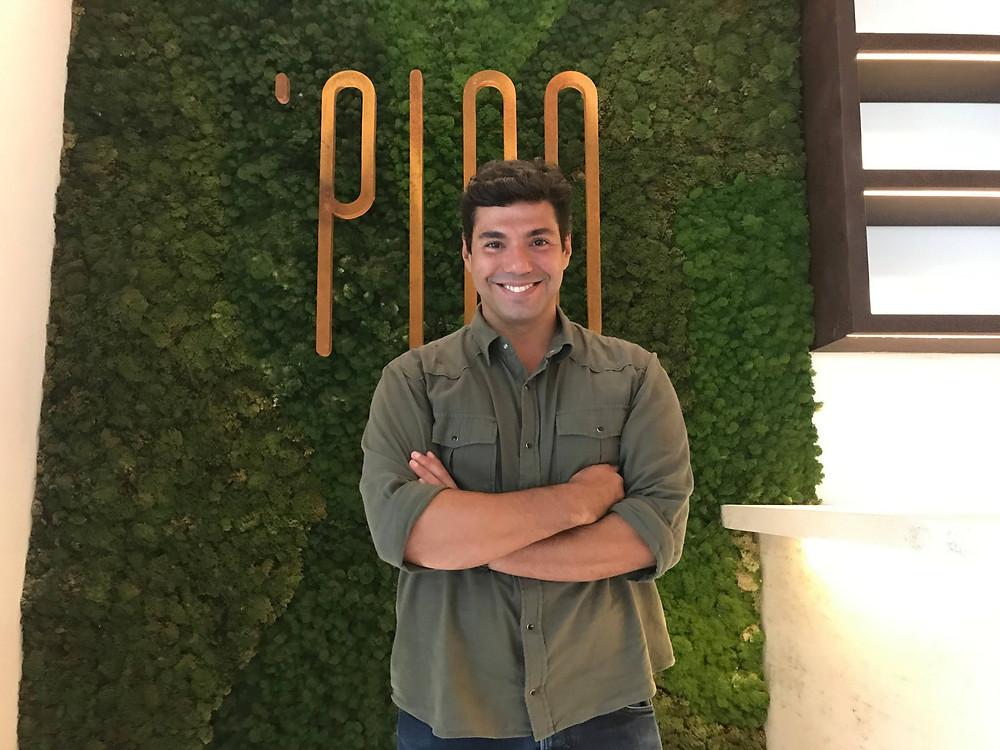 Paisagismo Restaurante Pipo