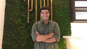 Paisagismo no Restaurante PIPO I Vertical Garden
