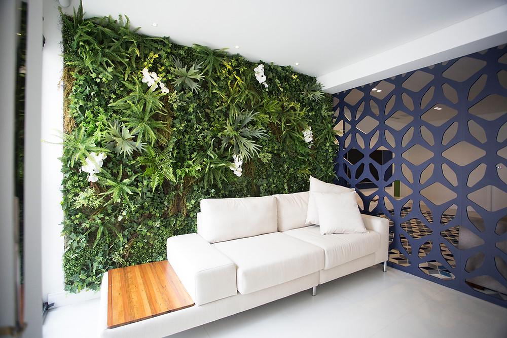 Jardim Vertical Interior Apartamento