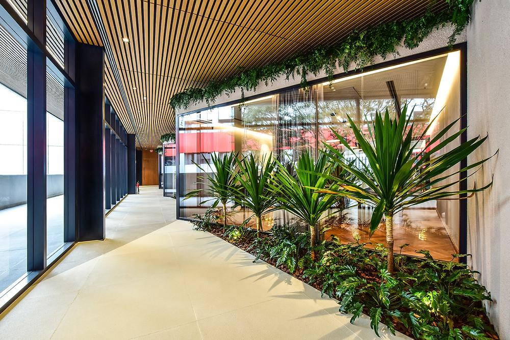 Paisagismo Corporativo Vertical Garden