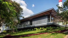 Nova sede do Bradesco tem 1.100m² de telhado-verde e Paisagismo da Vertical Garden
