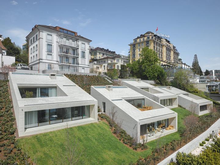 Arquitetura Sustentavel - Urban Villas