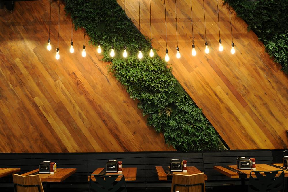 Arquitetura de Restaurante Paisagismo