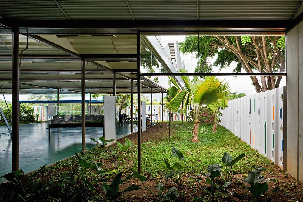Hospital Verde Paisagismo