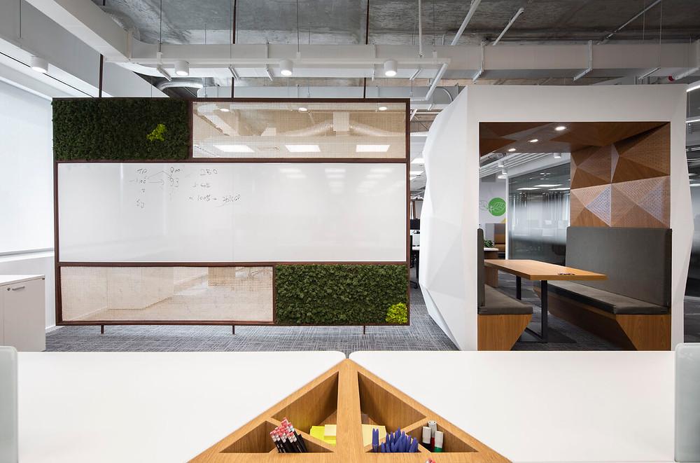 Arquitetura Sensorial e Humanizada sede Sygenta