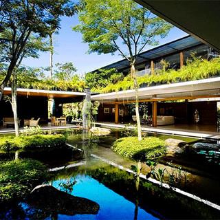 Teto Verde Residência Aberta