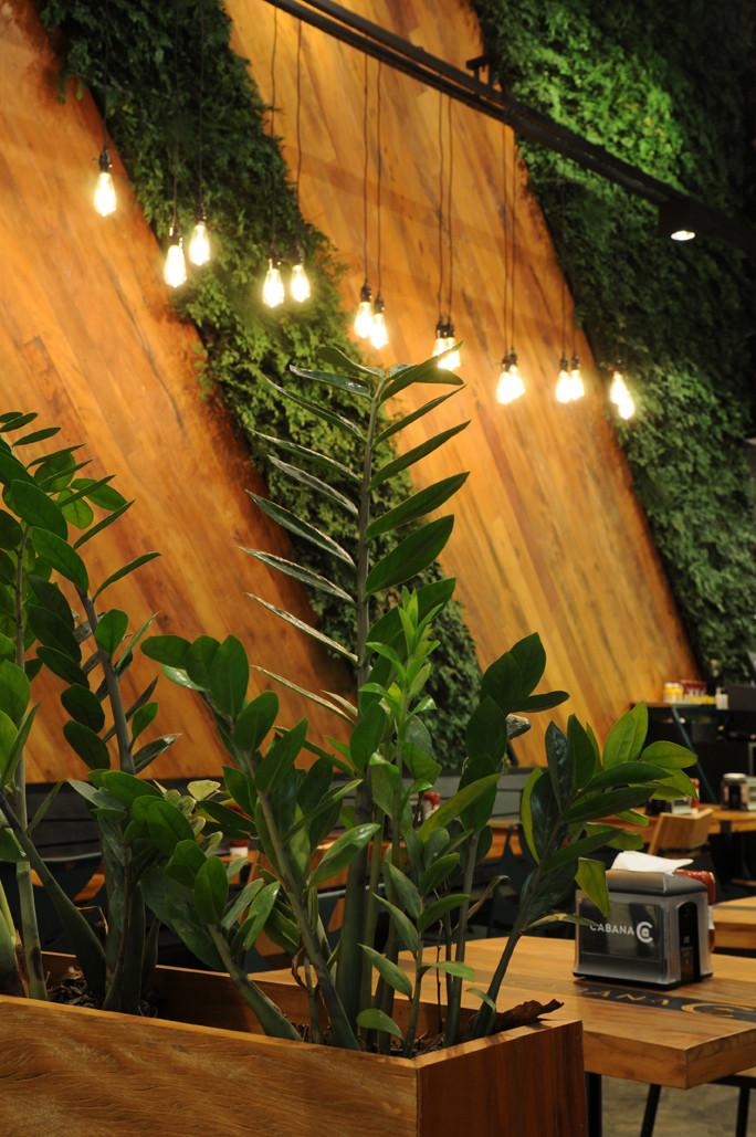 Planta Cabana Burger