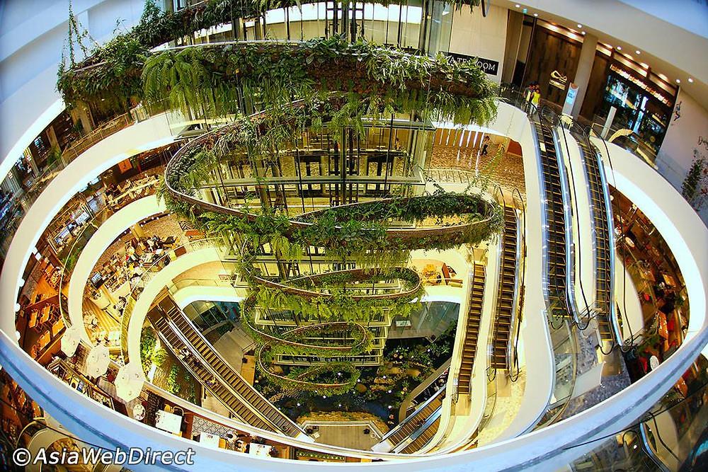Jardim Vertical Patric Blanc