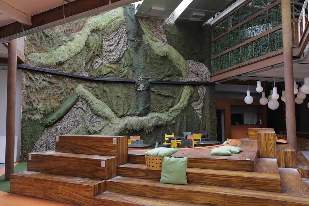 Arquitetura Novela Globo Jardim Vertical