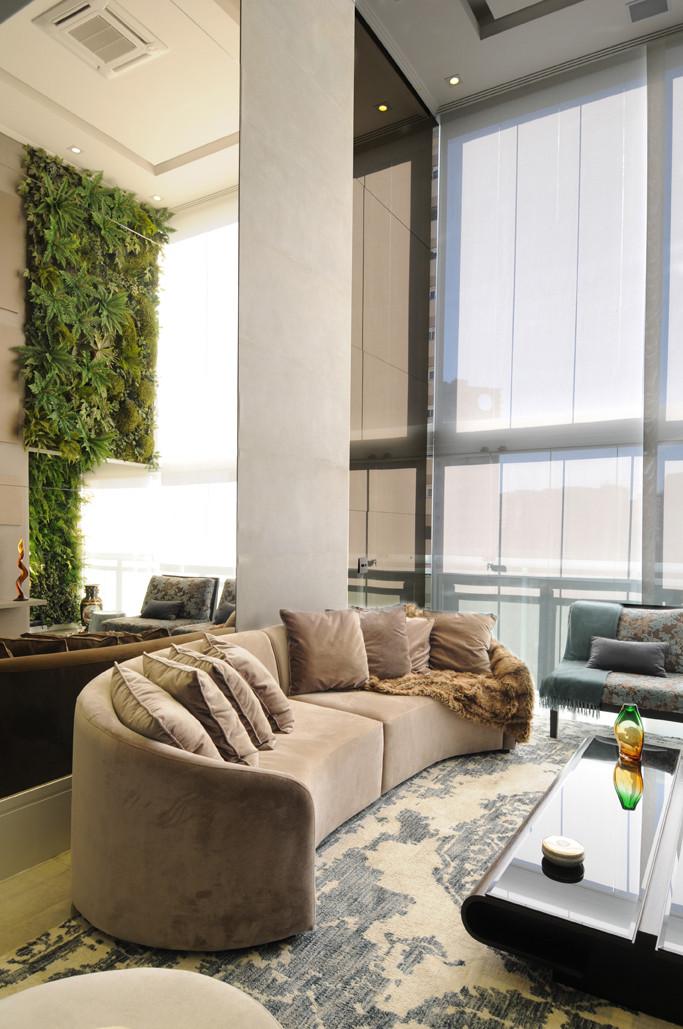 Painéis de Jardins Verticais para Apartamento