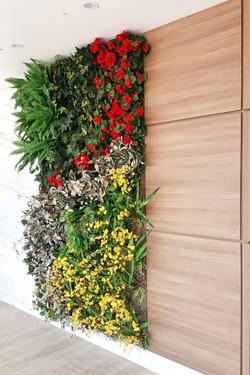 Jardim Vertical Tropical