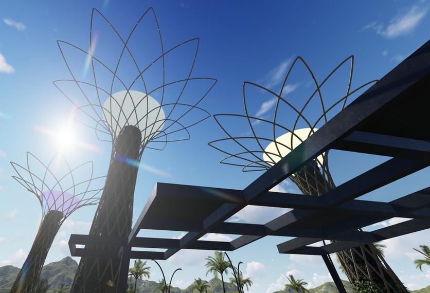 Ecotowers ONE I Projeto Conceitual