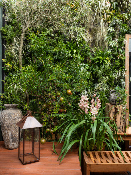 Jardim Vertical na CASACOR Mirian