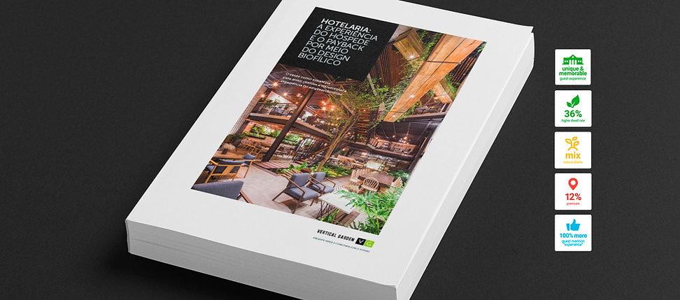 Brochura Paisagismo para Hóteis
