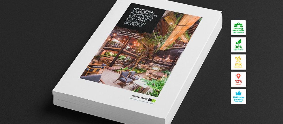 Brochura Design Biofilico Projetos de Paisagismo Hotelaria