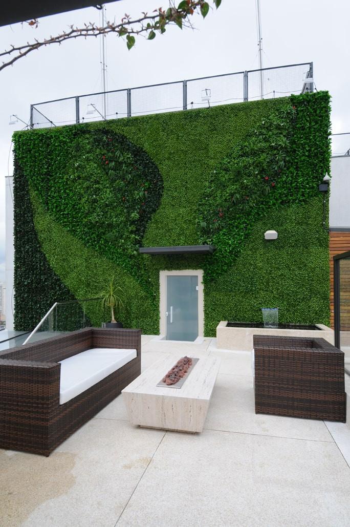 Jardins Verticais Externo