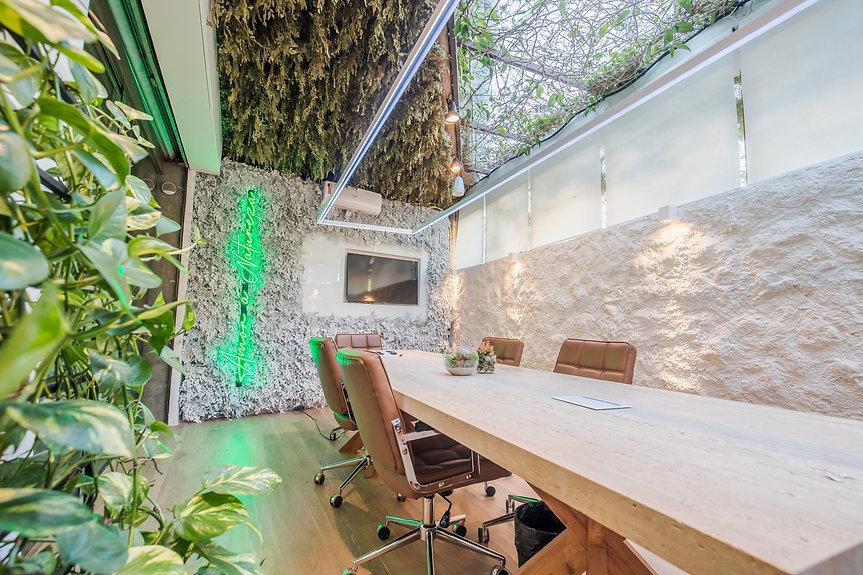 Escritório Empresa Vertical Garden
