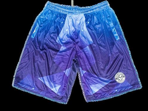 Basketball Shorts Blue BS