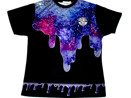 T-Shirt Galaxy Drip TS