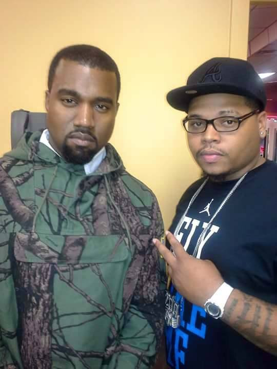Barion McQueen & Kanye West