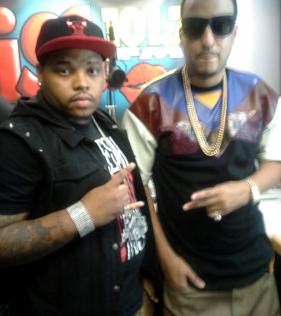 Barion McQueen & French Montana