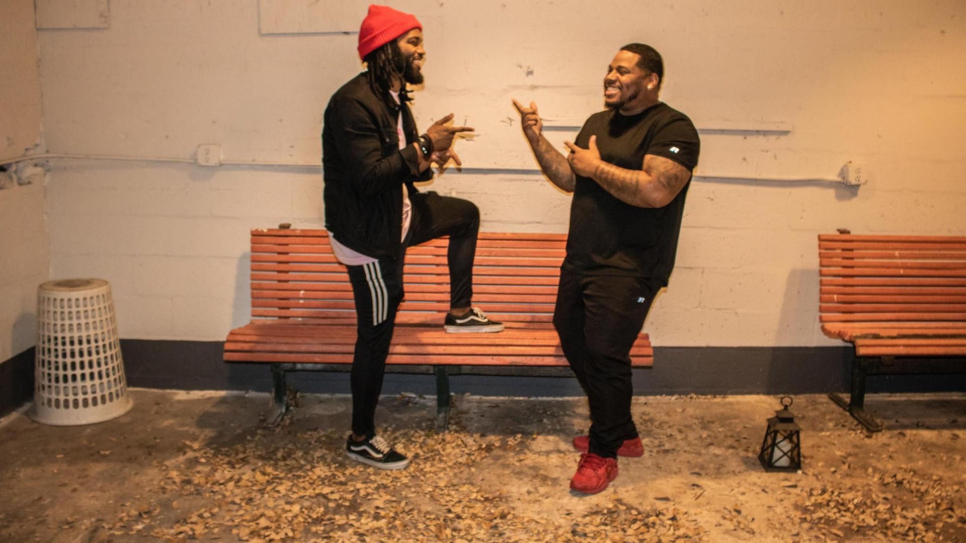 Barion McQueen & Matt The F****n Rapper