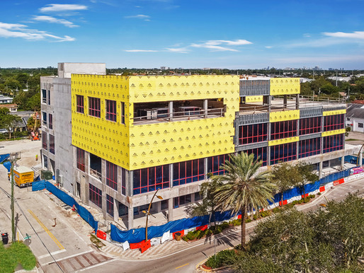 New YMCA in Fort Lauderdale on Sistrunk Blvd.
