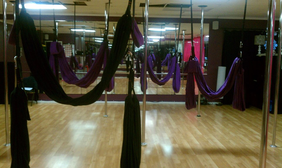 Aerial Fitness Fly Gym Tampa