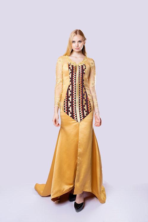 TAPIS GOLDEN DRESS