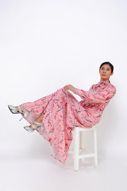 Ramania Tropical Maxi Dress