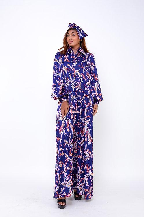 Ramda Tropical Maxi Dress