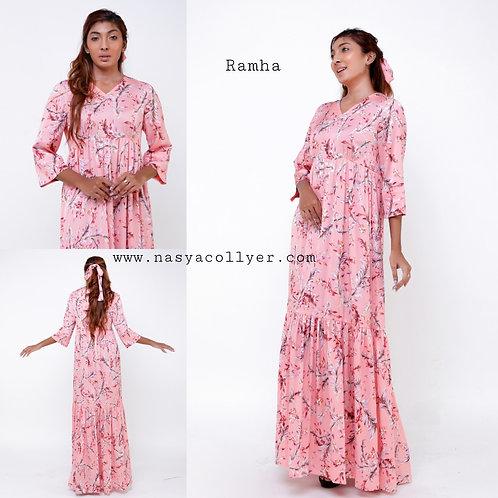 Ramha Maxi Dress