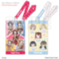 Anime Japan_Ticket Holder Winter Uniform