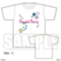 Poppin'Party Costume motif T shirt L.png