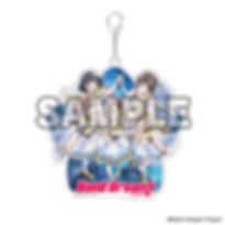 BanG Dream! デカアクリルキーホルダー 「STAR BEAT!~ホシノ