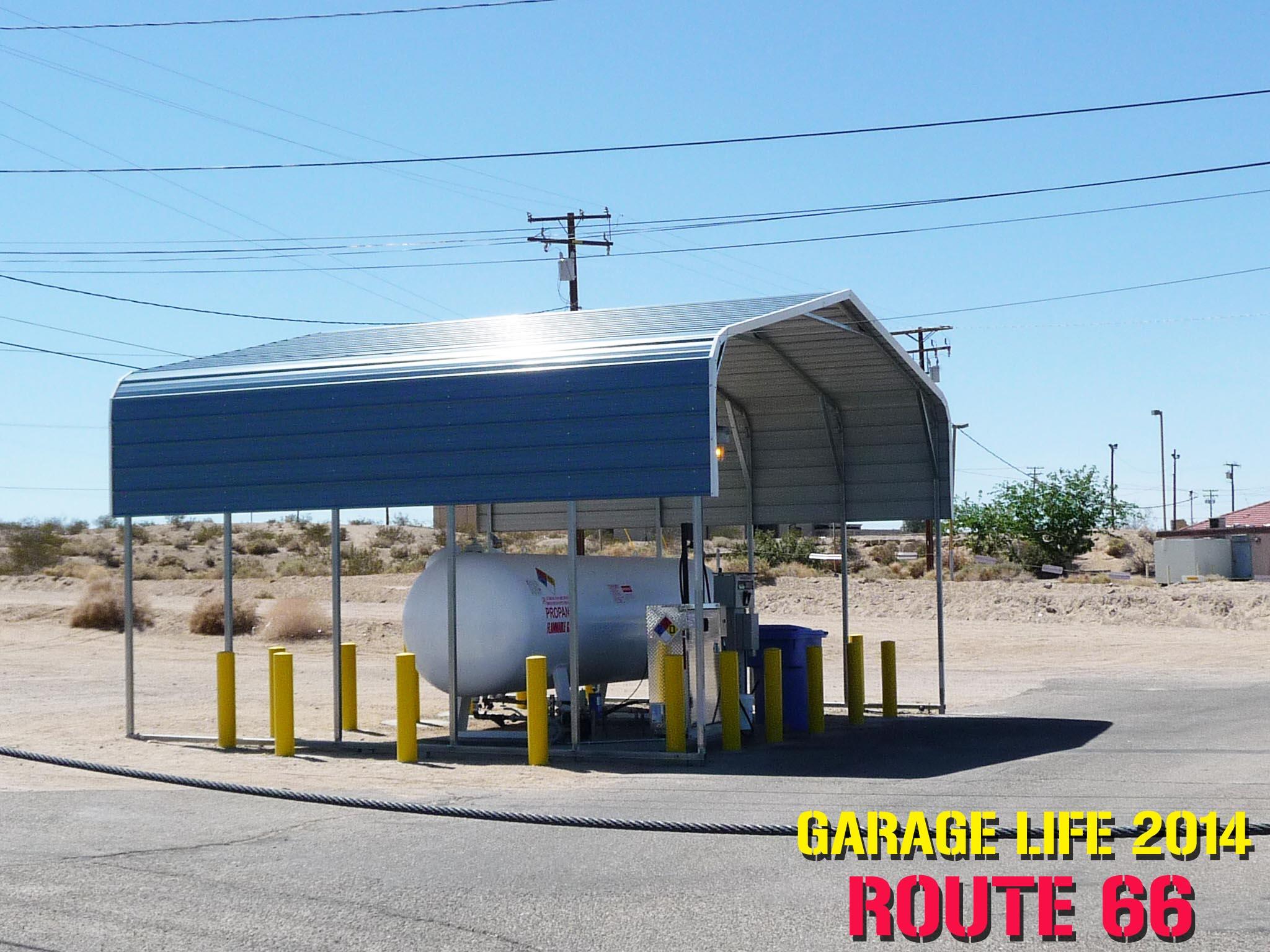 route66ガレージライフ