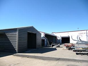 American steel inc California factory American steel garage カリフォルニア ガレージライフ アメリカンガレージ