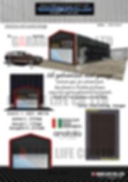 ガレージライフプレゼン資料Vフレームガレージ特許