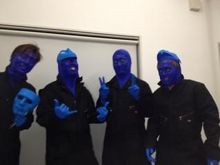 Blue Man 2013 Garage Life