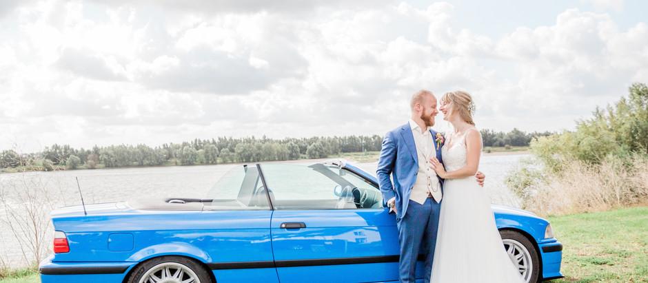 Bruiloft Rogier & Mirjam