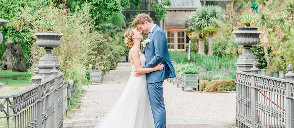 Bruiloft Jos & Charlotte