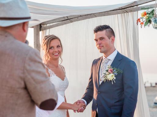 Bruiloft Paul & Sylvia