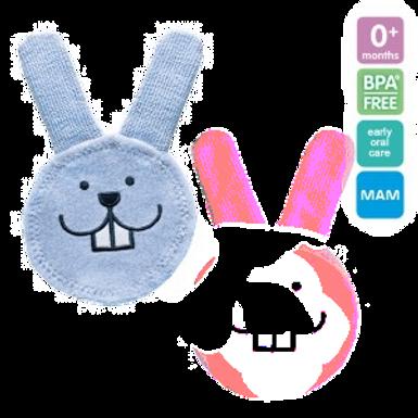MAM Oral Care Rabbit Teething Glove