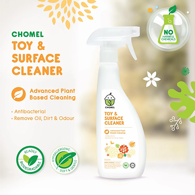 CHOMEL Baby Toy & Surface Cleaner