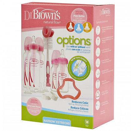 Dr Browns Options NARROW Gift Set