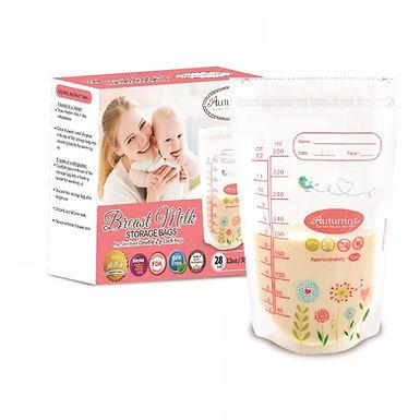 Autumnz Breast Milk Storage Bags (28pcs)